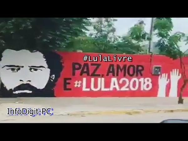 Ele tinha razão, o LulaLivre já toma conta dos corações, e ruas pelo País a fora! InfoDigit-PC