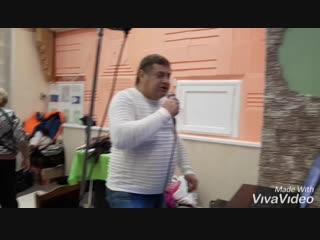Свадьба Насти и Паши. Ведущая Елена Баженова,вокал Вячеслав Савин.