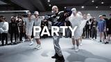 Party - Chris Brown ft. Gucci Mane, Usher Junsun Yoo Choreography