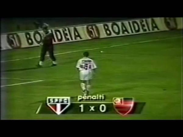 São Paulo 2 x 2 Flamengo - 2° jogo da final da Supercopa Libertadores de 1993