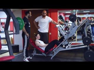 Статодинамические упражнения в тренажёрном зале