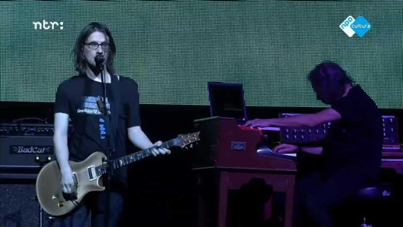 Steven Wilson – Dont Hate Me (live in Rotterdam)