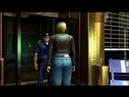 PS1 EUR Parasite Eve II Слепое Прохождение 01 Башня Атриум Начало