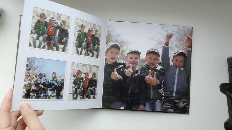 фотоальбом 20*20 выпуски детского сада