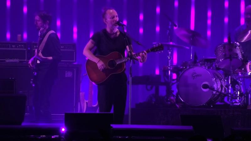 Radiohead - Karma Police (Wells Fargo Center) Philadelphia,Pa 8.1.18 (4K 2160)