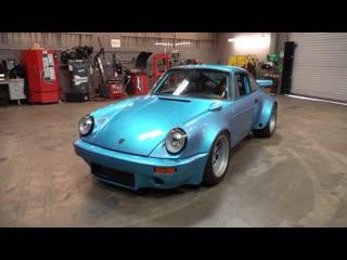 Hoonigan Твин-турбовый 850-сильный сверхлегкий Porsche 911 нашей мечты, построенный Bisimoto [BMIRussian]