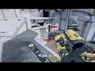 Unreal Tournament 4 (pre-alpha) – обзор by Polosatiy_HD.mp4