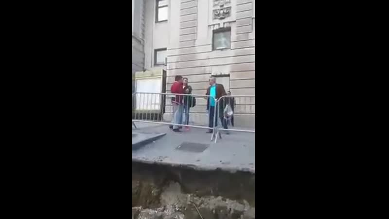 Super deka na Trgu republike morao da se obračuna sa bahatim nasilnicima