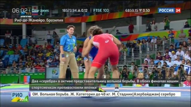 Новости на Россия 24 • Медальный зачет Игр: Россия сохранила четвертое место