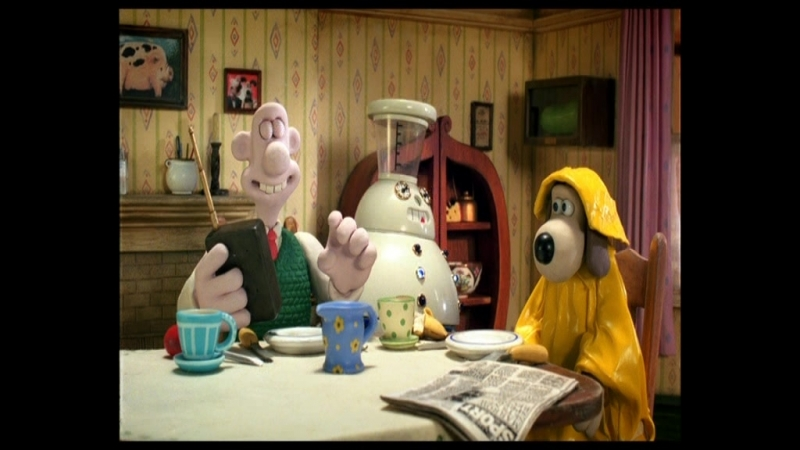 Wallace and Gromit's Cracking Contraptions. 4 The Autochef