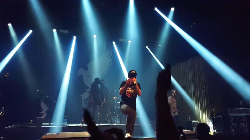 Hollywood Undead - Undead (Gdańsk 10.06.2018 Live Poland)