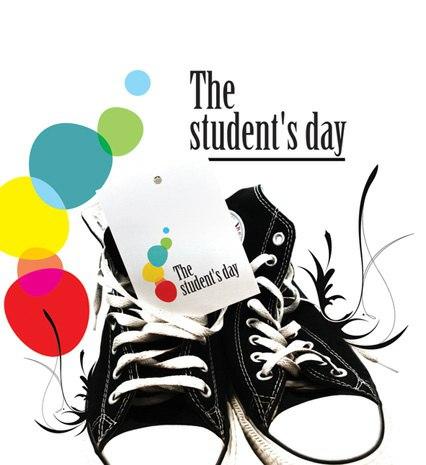 День студента У нас всё в двойне – Два Новых года (Новый и Старый Новый Год), уже постепенно отмечаем два Рождества, два дня Учителя, ну и конечно два Дня студента. Первый Международный День