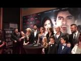 Çocuklar Sana Emanet film Galası Engin Akyürek