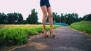 Girls In body pantyhose, short skirts, high heels in stockings. Sexy Girls.3