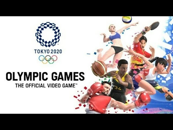 Olympic Games Tokyo 2020 The Official Video Game Trailer