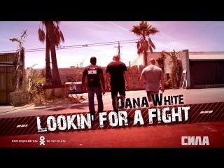 Dana White  Lookin' for a Fight – Season 3 Ep.1