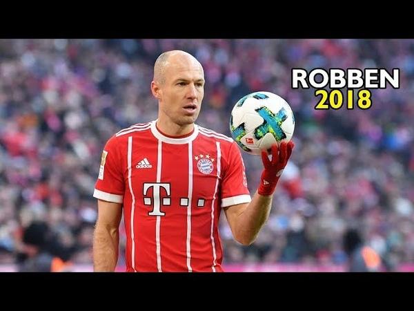 Arjen Robben 2018 - Skills Goals |HD