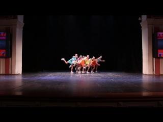 Студия эстрадного танца «Отражение» – «Джанго»
