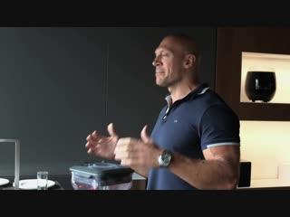 Рацион Бена Аффлека -Ben Affleck при подготовке к BATMAN vs Superman