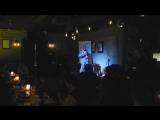John Night at EMC's Last Comic Standing, MOJO bar, November 2017