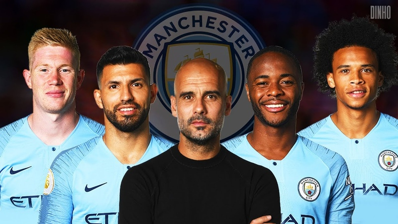 Manchester City 2019 ● GUARDIOLA SYSTEM ● Best Teamplay Goals 20182019 | HD