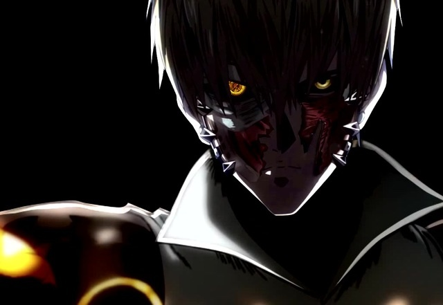 One-Punch Man Genos THE CYBORG WALKS · coub, коуб
