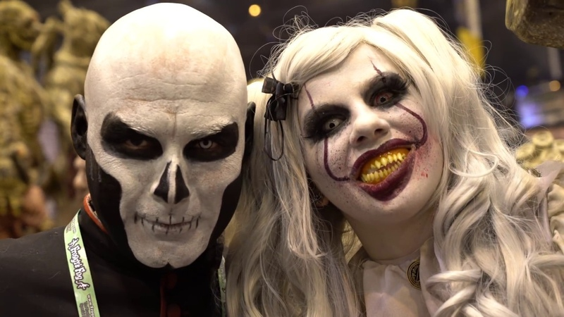 TRANSWORLD 2018 HIGHLIGHTS - Halloween Haunt Show HAA
