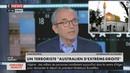 Rioufol sur le massacre de ChristChurch Le multiculturalisme c'est la guerre CNEWS 15 03 19 17h