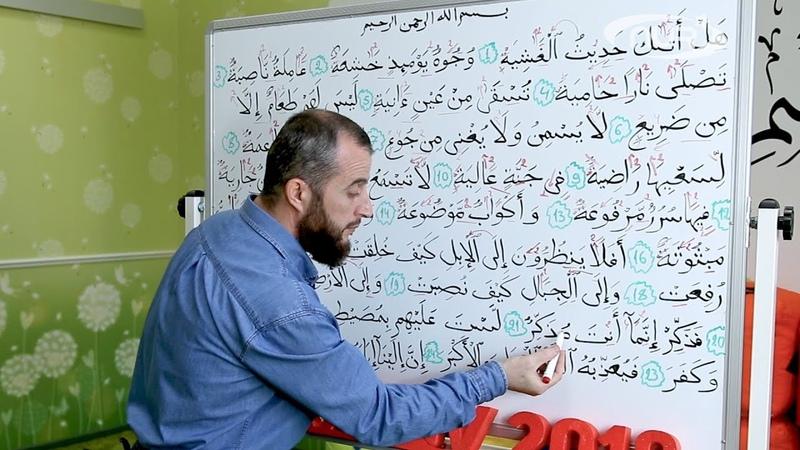 От 0 и до Корана: урок № 61
