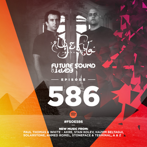Aly & Fila - Future Sound of Egypt 586