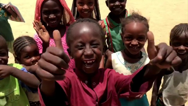 Клип Мы замыкаем круг Фонд Закят автор песни Дина Макарова