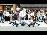 BOY STORY HONGDAE BUSKING -