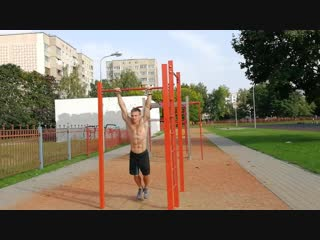 30 pull-ups 10 muscle-ups