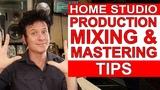 10 Home Studio Production, Mixing &amp Mastering Tips - Warren Huart Produce Like A Pro