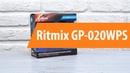 Распаковка геймпада Ritmix GP-020WPS / Unboxing Ritmix GP-020WPS