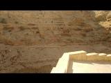 Дорога на Мертвое море через пустыню
