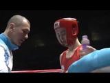 71 kg Ruslan Zayakin (KAZ) - Dongwang Guo (CHN). Semifinal. Asia Championship 2018 (Macao)