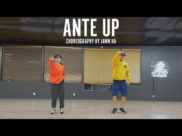 Busta Rhymes Ante Up (Remix) Choreography by Jawn Ha