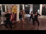 Бачата женская техника и стиль с Наталией Поддубной, школа танцев Держи Ритм