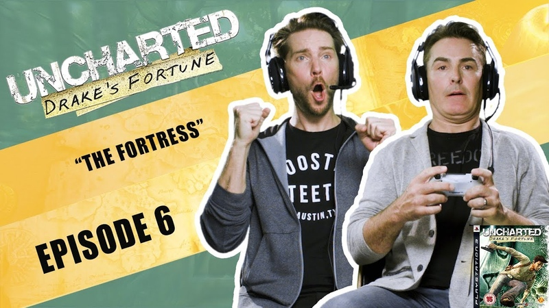 Uncharted Drake's Fortune | The Definitive Playthrough - Part 6 (ft Nolan North Troy Baker)