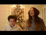 Саша Лазин, Полина Пузанкова, Кирилл Скрипник -- Новогодняя (cover, дуэт Сотканные Небом)