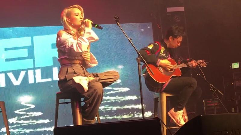 Kim Petras - Live Life Love Concert - Nashville, TN