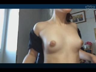 Показала себя в скайпе, смотреть домашнее интимное видео для взрослых