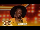 Shan: Incredible Singer PICKS The HARDEST Song And Blows Simon Cowell AWAY! | The X Factor UK 2018