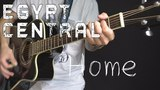 Egypt Central - Home (acoustic guitar vocal cover by Dmitry Klimov)