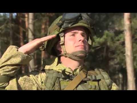 Лучшие моменты совместного российско-белорусского тактического учения ВДВ под Брестом