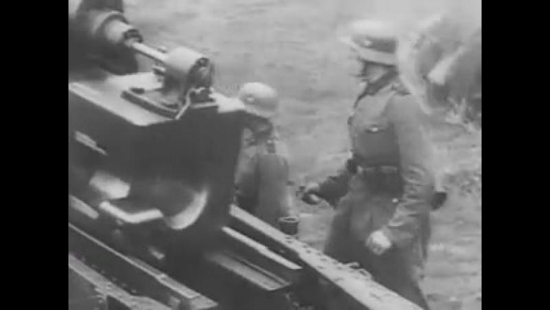 Вторая Мировая война день за днем: серия 12. Июнь 1940 года