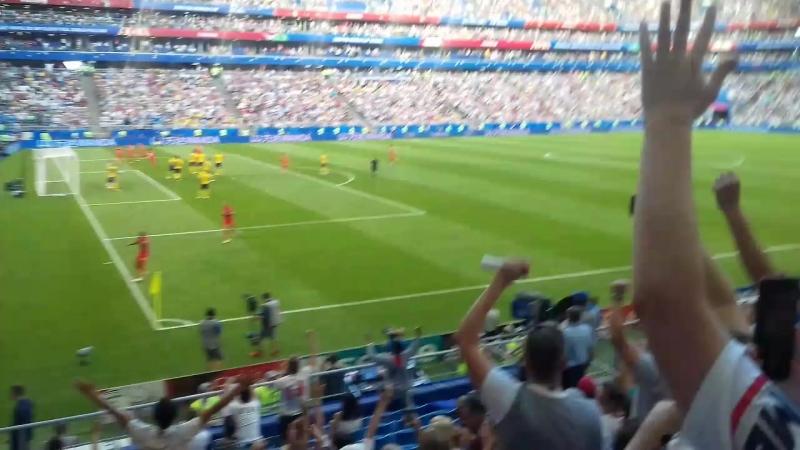 Англия Швеция гол Англичан