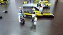 Лего LEGO конструктор база спасателей строим лодку