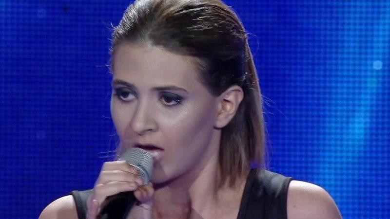 X ფაქტორი თამთა ხუხუნაიშვილი X Factor Tamta Khukhunaishvili 4 სკამი